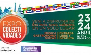Este fin de semana se realizará la Expo Colectividades