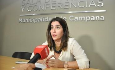 La secretaria de Gabinete se refirió al nuevo perfil de la Dirección de Derechos Humanos