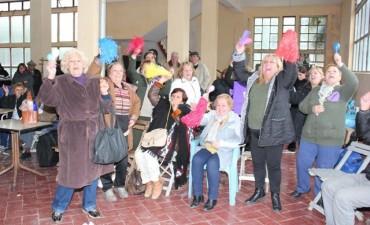 Los adultos mayores consiguieron dos medallas de oro en Luján