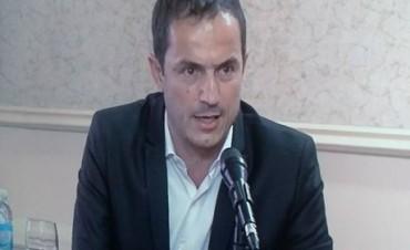 El intendente Sebastián Abella brindo su mensaje en el H.C.D