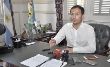 La actitud de los concejales que se adhirieron al paro fue contra los vecinos de Campana, aseguró el intendente