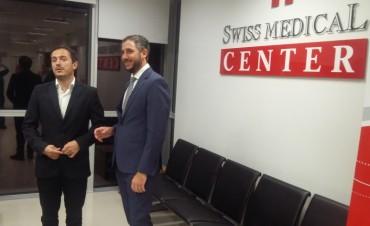 Swiss Medical Group inauguró un Centro Médico Ambulatorio en Campana