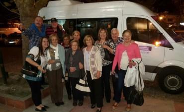 Adultos mayores de la ciudad disfrutaron de un concierto musical en Chascomús