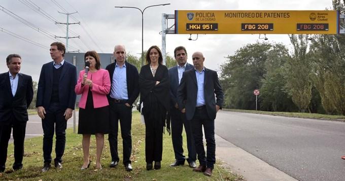 """Nación, Provincia y Ciudad usarán el """"anillo digital de seguridad"""""""