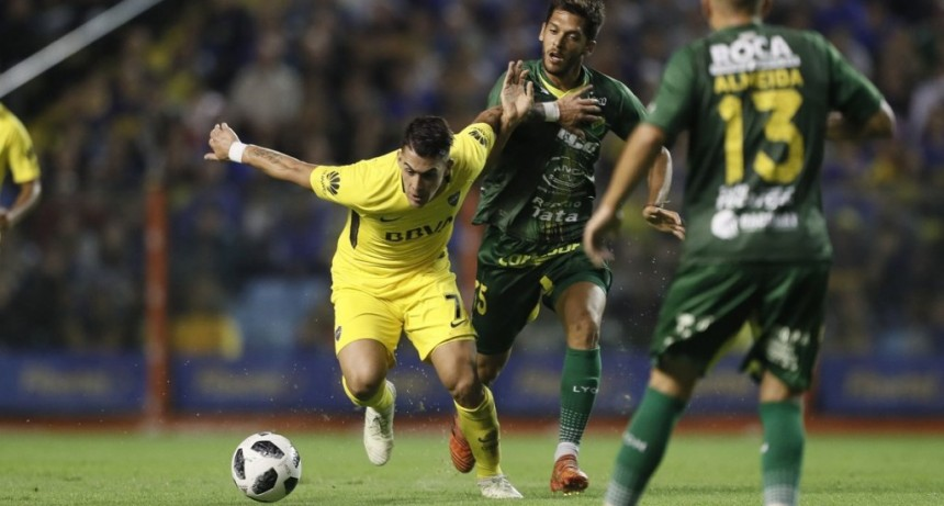 Boca Juniors cayó derrotado ante Defensa Y Justicia por 2 a 1