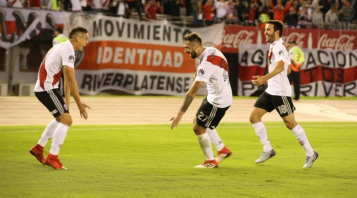 River Plate obtuvo la victoria ante Rosario Central