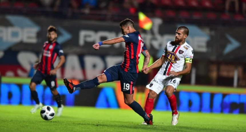 San Lorenzo de Almagro logró derrotar a Chacarita Juniors por 1 a 0