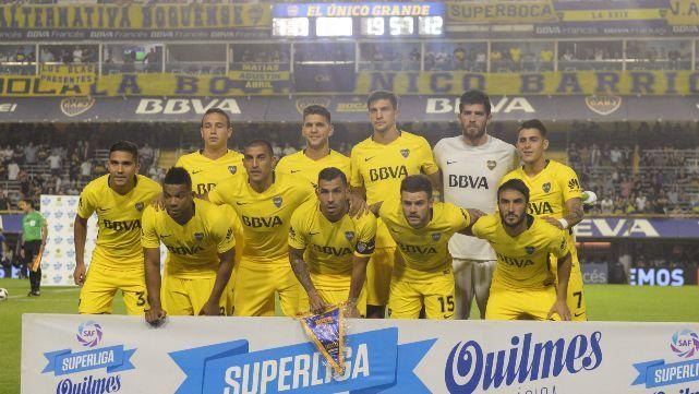 Se cumplen 500 días de Boca Juniors puntero