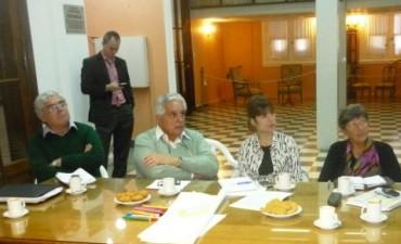 Se lanzó en Campana el Plan de Internacionalización de Municipios