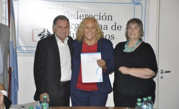 La Intendente Giroldi sumó a Campana  al Programa de Prevención de Zoonosis