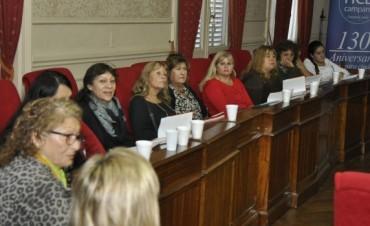 """Trabajadoras Vecinales participaron de una """"Capacitación Ciudadana"""""""