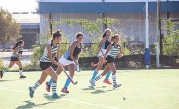 Hockey:  El equipo femenino le ganó a Quilmes