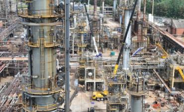 Avanza la preparación de los trabajos de mantenimiento  programados en Refinería Campana de AXION energy