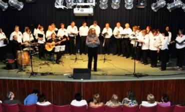 """El Coro Polifónico Municipal """"Carlos del Re"""" continúa con su intensa agenda de trabajo"""