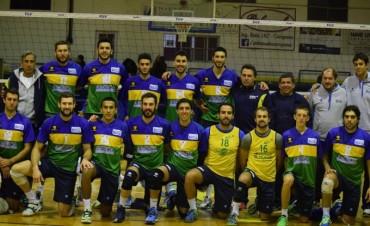 La Primera División de Caballeros del Club Ciudad de Campana debutó con un triunfo