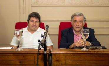 """Carlos Gomez: """"en materia de acceso a la información económica, tenemos menos que en la gestión Giroldi"""""""