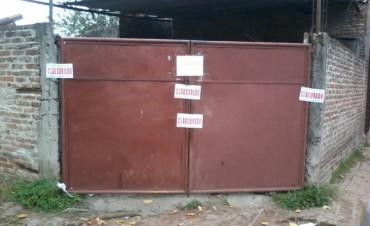 El Municipio clausuró un taller mecánico por falta de habilitación