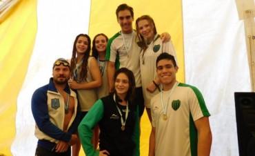 Natación  Ocho medallas cosechó Campana Boat Club en San Nicolás