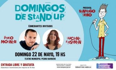 El mejor stand up regresa este domingo al Teatro Municipal