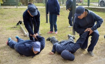 Comenzó el curso de formación de la tercera promoción de la Escuela de Policía Local
