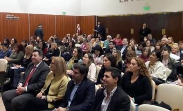 Campana participó de la Jornada de Concientización sobre Turismo y Gastronomía Libre de Gluten