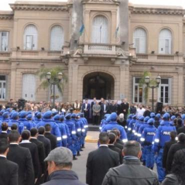Campana ya cuenta con 71 nuevos oficiales de la Policía Local