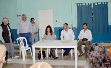 Escrituras: el Municipio realizó un relevamiento en el barrio Otamendi
