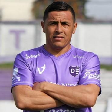 Horacio Falcón brindó una conferencia de prensa después de la derrota de Villa Dálmine