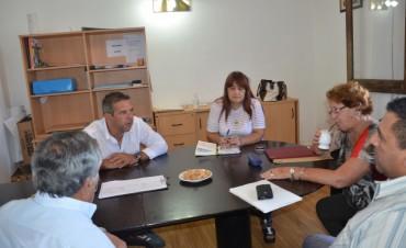 El Municipio refuerza su vínculo con entidades de bien público y sociedades de fomento