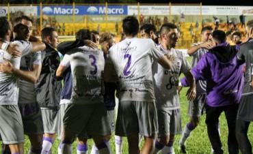 Villa Dálmine le ganó a Crucero del Norte 2 a 1