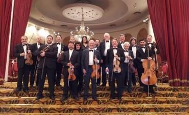 La Orquesta de Cámara de San Telmo ofrecerá un show gratuito en la ciudad
