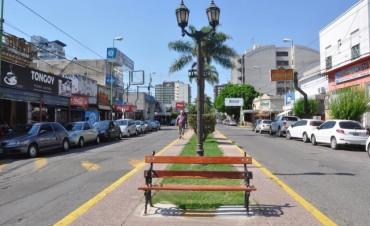 El municipio comenzará con la renovación y mejoramiento de la avenida Rocca