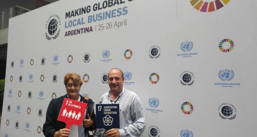 La Fundación Urbania participó del Making Global Local Business Argentina