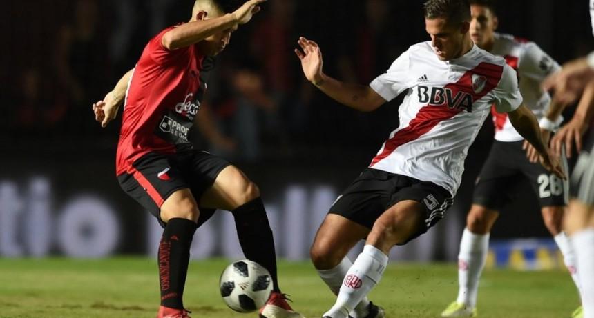 River Plate y Colón de Santa Fe igualaron sin goles