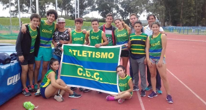 Atletismo – Los atletas Eliana Montenegro y Valentín Solis se destacaron en el Torneo Provincial de la Categoría Sub 18.