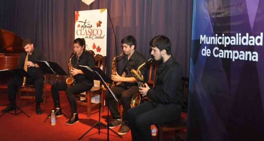 Músicos locales inauguraron la 7° edición de