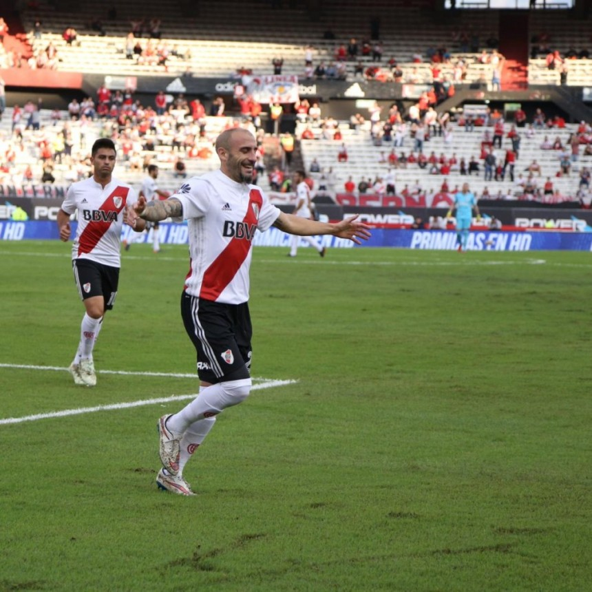 River Plate volvió al triunfo ante Estudiantes de La Plata