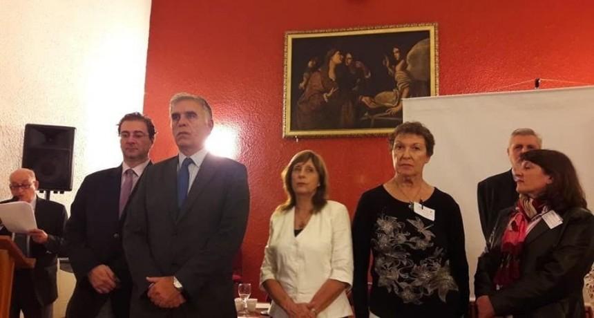 Campana, presente en encuentro de directores de Museos de la República Argentina