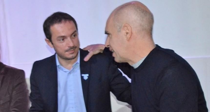 Abella destacó la importancia del convenio sanitario firmado con la Ciudad de Buenos Aires