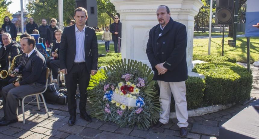 Campana celebró un nuevo aniversario de la Revolución de Mayo