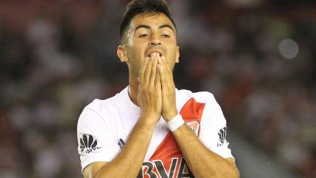 Martínez se desgarró y no jugará ante Flamengo