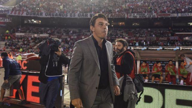 Marcelo Gallardo: La gente disfruta de lo que logramos