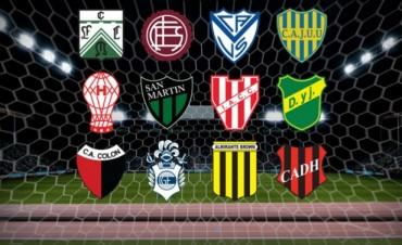 Los 12 equipos que buscarán meterse en los Octavos por primera vez en la COPA ARGENTINA