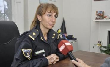 La Directora de la Escuela de Policía aseguró que los cadetes ya comenzaron a percibir sus becas