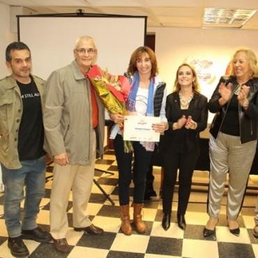 """Se realizó el Acto de Premiación del Concurso de Vidrieras """"130 Un número, Mil ideas"""""""