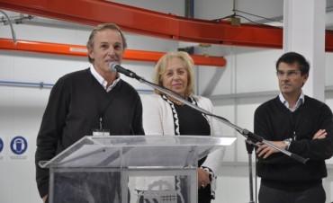En el Parque Industrial:  Una nueva empresa comienza a producir en Campana