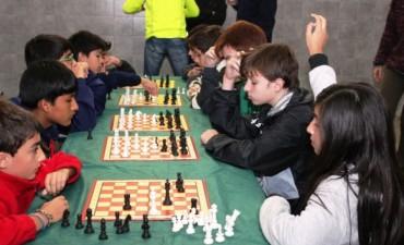 Campana fue sede de la 2° Etapa de la Liga Infantil de Ajedrez