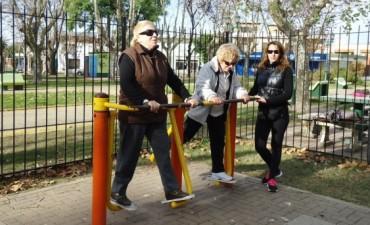 """La Plaza """"Italia"""" vuele a ser testigo de una nueva jornada del Programa """"Campana en Movimiento"""""""