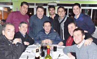 El Intendente agasajó a los periodistas y los felicitó por su trabajo diario