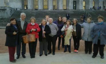 Adultos mayores disfrutaron de un concierto de música en la Facultad de Derecho de la UBA